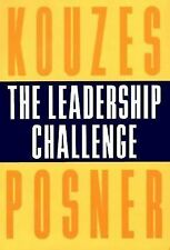 THE LEADERSHIP CHALLENGE BY KOUZES POSNER MANAGEMENT BUSINESS BOOK FREE SHIP!
