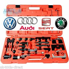 New Engine Timing Cam Belt Chain Tool Kit VAG Master Skoda Seat Volkswagen Audi