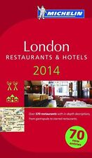 Michelin Guide London 2014: Hotels & Restaurants (Michelin Guides),Michelin,New