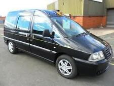 Breaking all Fiat Scudo's 2.0 JTD ALL NEW AND OLD PARTS ON THE SHELF READY TO GO