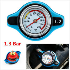 Universal Small Head 1.3 Bar Thermost Radiator Cap Cover Water Temperature Gauge