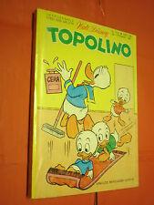 WALT DISNEY- TOPOLINO libretto- n° 1143 b - originale mondadori- anni 60/70