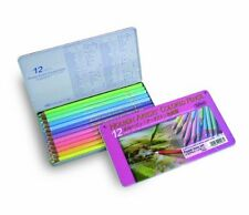 Holbein colored pencils 12 color pastel tone set