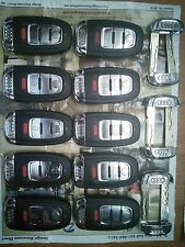 LOT OF 10 AUDI A4 / A5 / Q5 / S5 Key Less Entry Remote FOB 2010 - 2015