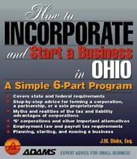 How to Incorporate and Start a Business in Ohio
