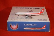 PHOENIX SICHUAN AIRLINES AIRBUS A321 reg B-6285 1-400 SCALE