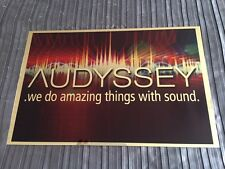Audyssey Cinema Sign