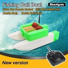Updated T168 Bait Boat Carp Fishing RC Boilies Runtime 5 Hours Anti Grass Wind