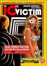 THE 10TH VICTIM - LIMITED EDITION - BLU-RAY - REGION B UK