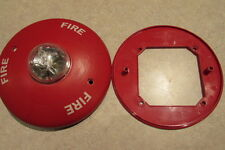 System Sensor SC24115 Fire Alarm Ceiling Strobe Red 115 candella Free Ship Cheap