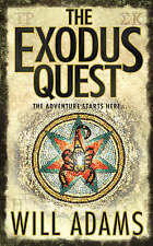 The Exodus Quest by Will Adams (Paperback, 2008)