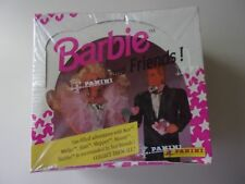 Panini Barbie and Friends Trading Card Set 1992 RARE