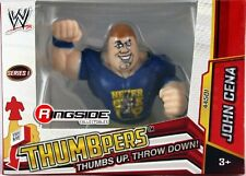 WWE THUMBPERS SERIES 1 John Cena by Wicked Cool Toys Thumb Wrestling Figure