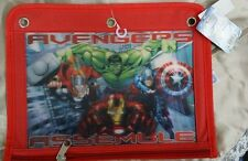 Marvel Comics Avengers Pencil Pouch Brand New and Fast Shipping