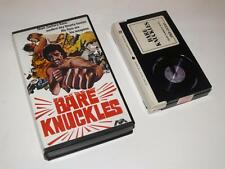 Betamax Video ~ Bare Knuckles ~ Pre-Cert ~ Inter-Ocean