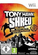 @Ohne Beiheft@ Tony Hawk Shred - Wii