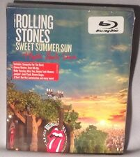 BLU-RAY ROLLING STONES Sweet Summer Sun NEW MINT SEALED