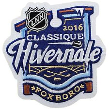 Authentic NHL 2016 Winter Classic Patch  French Version