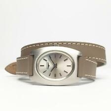 1960s Vintage Longines Ladies Watch with Double Tour Strap