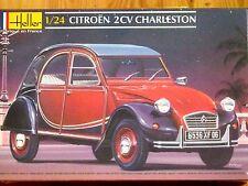 Heller 1:24 Citroen 2CV Charleston Car Kit Modelo