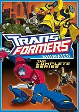 Transformers Animated: The Complete Series (DVD, 2014, 6-Disc Set)
