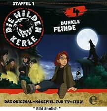 CD * DIE WILDEN KERLE - CD 4 - DUNKLE FEINDE # NEU OVP &