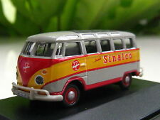 High Speed 1/87 VW Volkswagen Bus T1 Samba Sinaco Grey