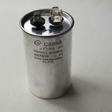 AC Motor Capacitor Air Conditioner Compressor Start Capacitor CBB65 450VAC 20uF