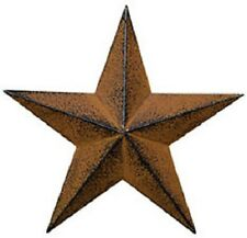 "8""  "" RUST "" Barn Stars, Primitive, Country, Metal Star , home decor"