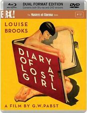 Diary of a Lost Girl (Masters of Cinema *DVD only*) REGION 2 Louise Brooks