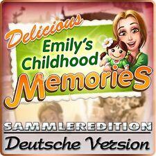 Delicious 6 - Emily und die Kindheitserinnerungen SAMMLEREDITION - PC-Spiel