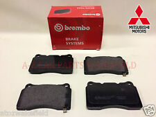 For Mitsubishi Lancer evolution turbo evo 6 7 8 9 10 Front O.E Brembo brake pads