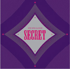 SECRET - Poison (3rd Mini Album) CD+Photo Booklet K-POP KPOP