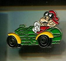 RARE PINS PIN'S .. JEU VIDEO GAMES BD COMICS NINTENDO MARIO BROS AUTO CAR N°2~CW
