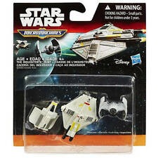 STAR WARS: INQUISITOR'S HUNT - 3 MICROMACHINES - Ghost / Tie Fighter / Phantom