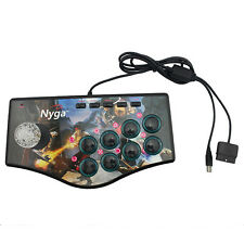 Arcade Fighting Stick Controller Gamepad Game Joystick For PC PS3 Android Device