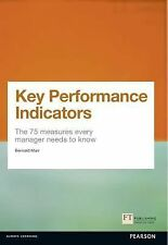 Key Perfomance Indicators 2012 75 measures Manager Marr Pearson Business FT