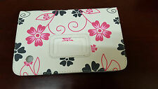 "Floral Flower PU Leather Flip Case Cover for for Samsung Galaxy Tab 2 7"" P3100"