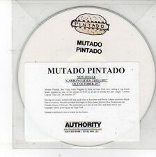 (DV78) Mutado Pintado, Carbon Copies / This Life - DJ CD
