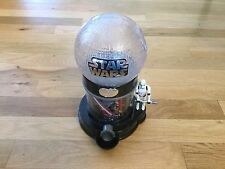 Star wars gum ball machine jelly belly jellybean bean storm trooper
