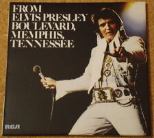 CD Album From Elvis Presley Boulevard, Memphis, Tennessee (LP Style Card Case)