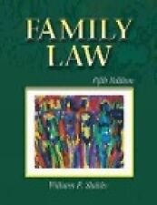 Family Law by William P. Statsky (2001, Hardcover, Revised)