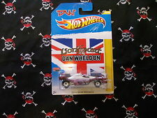 2011 Hot Wheels 2012 New Models Lion Heart Dan Wheldon DW-1