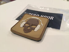 Ear protection 3-d pvc morale patch - milsim/tactical/airsoft/rucking