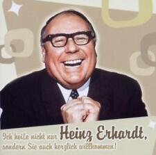 HEINZ ERHARDT : ICH HEISSE NICHT NUR HEINZ ERHARDT, SONDERN SIE... / CD - NEU
