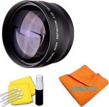 2.2x  Telephoto  Lens Nikon FOR D3100  D3200 D5000 D5200 D5300 D7100 D700 4