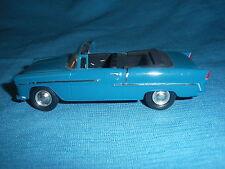 376A Provence Moulage Kit Maquette Cornu Chevrolet Bel Air 1955 Cabriolet 1/43