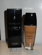 GUERLAIN LINGERIE DE PEAU INVISIBLE SKIN FUSION FOUNDATION 1 OZ  # 25 NEW