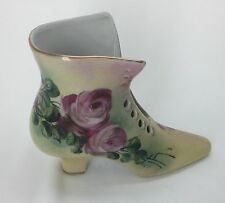 Vintage Limoges China Boot See Photos For Measurements