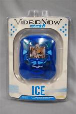 TIGER Electronics Ice Blue VIDEO NOW Color FX Personal VIDEO PLAYER NIP